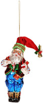 "Mark Roberts Workshop Santa 6"" Ornament"