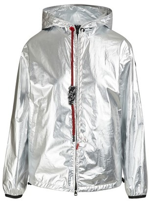 Moncler Mikael metallic jacket