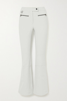 Erin Snow Phia Flared Ski Pants - Cream