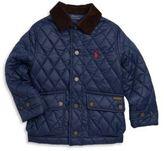 Ralph Lauren Toddler's Quilted Barn Jacket