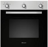 Hotpoint SHY23X Single Gas Oven, Inox