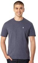St George By Duffer Navy Plain Logo T-shirt