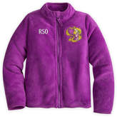Disney Rapunzel Fleece Jacket for Girls - Personalizable