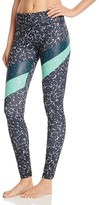 Under Armour Mirror Marble Stripe Leggings