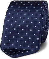HUGO BOSS Subtle Check Tie