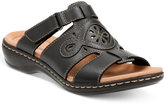 Clarks Collection Women's Leisa Higley Flat Sandals