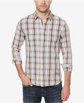 Buffalo David Bitton Men's SAIVER-X Plaid Shirt