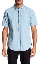 Ezekiel Springfield Short Sleeve Chambray Shirt