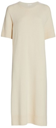 The Row Abini Wool & Cashmere Dress