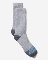 Eddie Bauer Men's Active Pro COOLMAX® Crew Socks