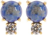 Botkier Mini Double Stone Stud Earrings