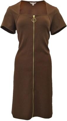 Nanette Nanette Lepore Square Neck Shift Dress