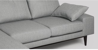 Swoon Tulum Fabric Left Hand Corner Sofa