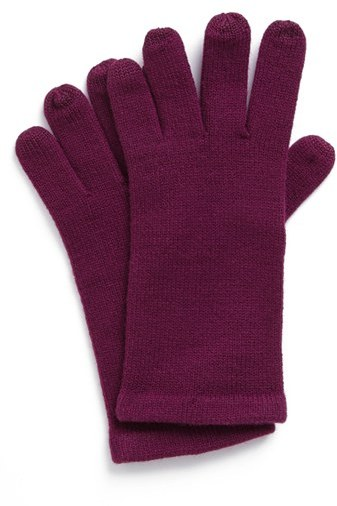Echo 'Touch' Knit Gloves