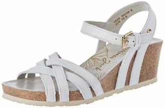 Panama Jack Women's Vera Nacar Ankle Strap Sandals