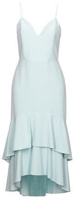 Alice + Olivia 3/4 length dress