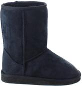 Black Snow Boot