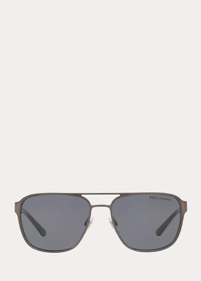 Ralph Lauren Polarized Navigator Sunglasses