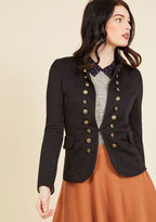 YA (yalosangeles) I Glam Hardly Believe It Jacket in Black