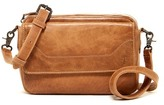 Frye Melissa Leather Camera Crossbody Bag