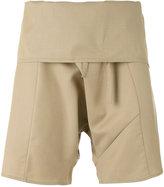 Bless tie waist shorts