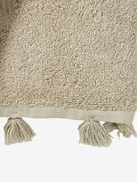 Bath Towel & Wash Mitt - beige, Furniture & Bedding | Vertbaudet