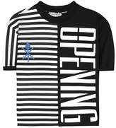 Opening Ceremony Striped cotton t-shirt