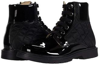 Naturino Tharros AW20 (Little Kid/Big Kid) (Black) Girl's Shoes