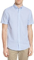 Gant Men's Tech Prep Fitted Gingham Sport Shirt
