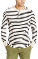 Nautica Men's French Rib Henley Shirt