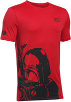Under Armour Star Wars Graphic-Print T-Shirt, Big Boys (8-20)