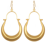 Satya Jewelry Cypress Hoop Earrings