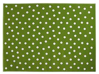 Lorena Canals Dots Acrylic Rug (Grey, 2X-Large)