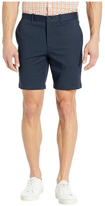 Original Penguin 8 Basic Shorts with Stretch (Kelp) Men's Shorts