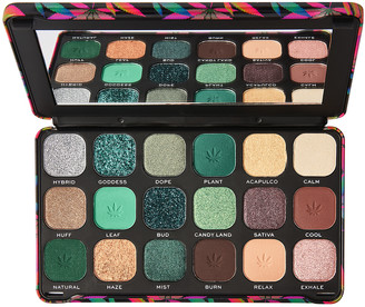 Makeup Revolution Forever Flawless Chilled Eyeshadow Palette