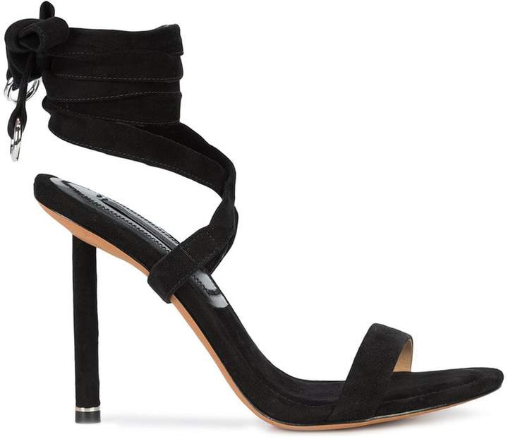 Alexander Wang strappy sandals