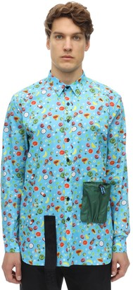 Lyph   Live Young Play Hard Magnum P.i. Cotton Shirt