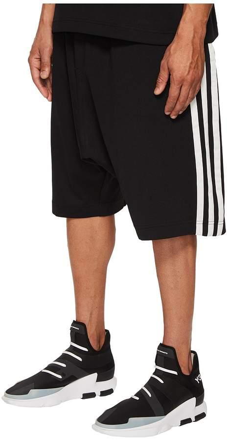 Yohji Yamamoto 3-Stripes Shorts Men's Shorts