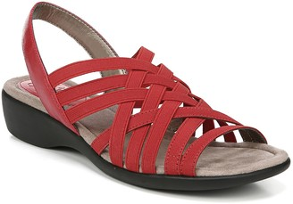 LifeStride Open-Toe Strappy Sandals - Tender