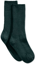 Hue Women's Ribbed Boot Socks