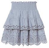 St. Roche Juno Eyelet Skirt