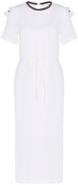 Mother of Pearl Ivah Ruffle Midi Dress