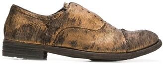 Officine Creative Lexikon 17 laceless Oxford shoes