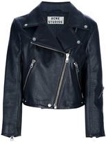 Acne 'Rita' leather jacket