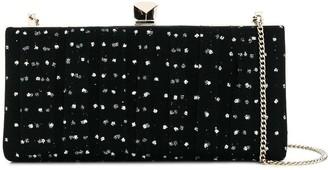 Jimmy Choo Celeste clutch bag