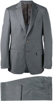 Canali two piece suit - men - Wool/Cupro - 48