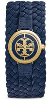 Tory Burch The Reva Leather Wrap Watch, 29mm
