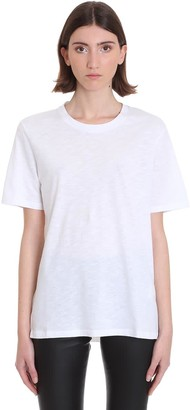 Neil Barrett T-shirt In White Cotton