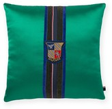 Tommy Hilfiger Final Sale- Velvet Stripe Decorative Pillow - Green