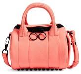 Alexander Wang Mini Rockie Leather Satchel - Pink
